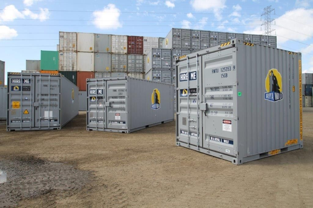 New easy open shipping container design in hot demand