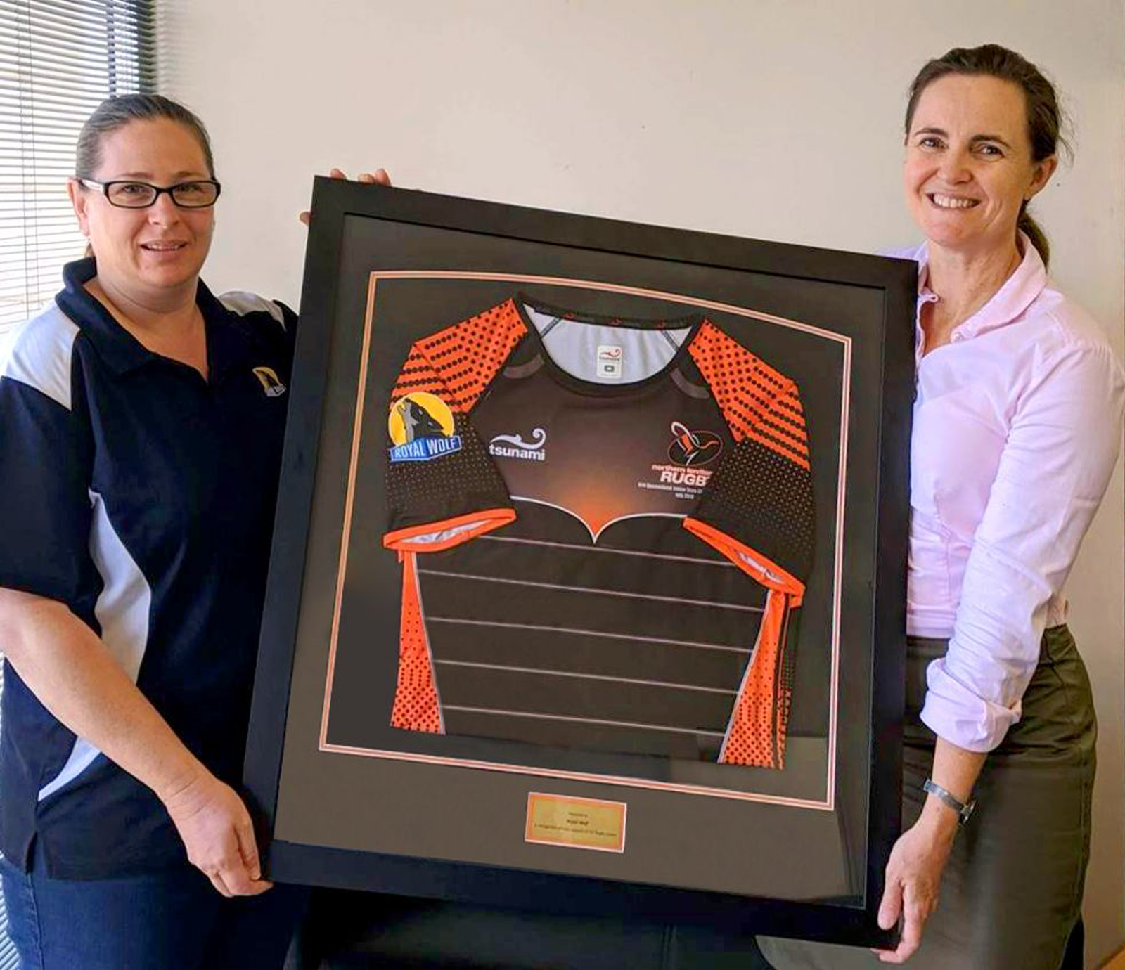 ROYAL WOLF SUPPORTS ANNUAL NORTHERN TERRITORY RUGBY HOTTEST 7s COMPETITION