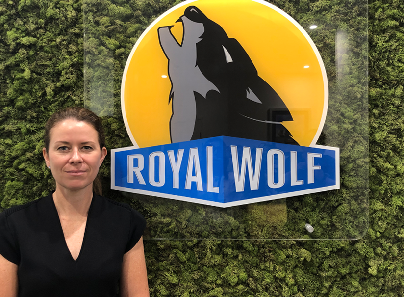 GROUP COMMERCIAL MANAGER AT ROYAL WOLF, PETA HEFFERNAN IS JOINING BOTH THE FINANCE AND EXECUTIVE TEAM