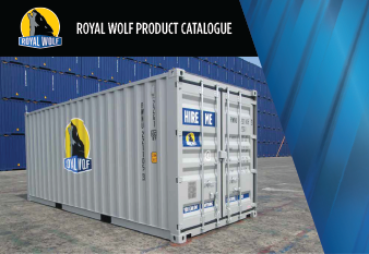 Royal Wolf Product Catalogue