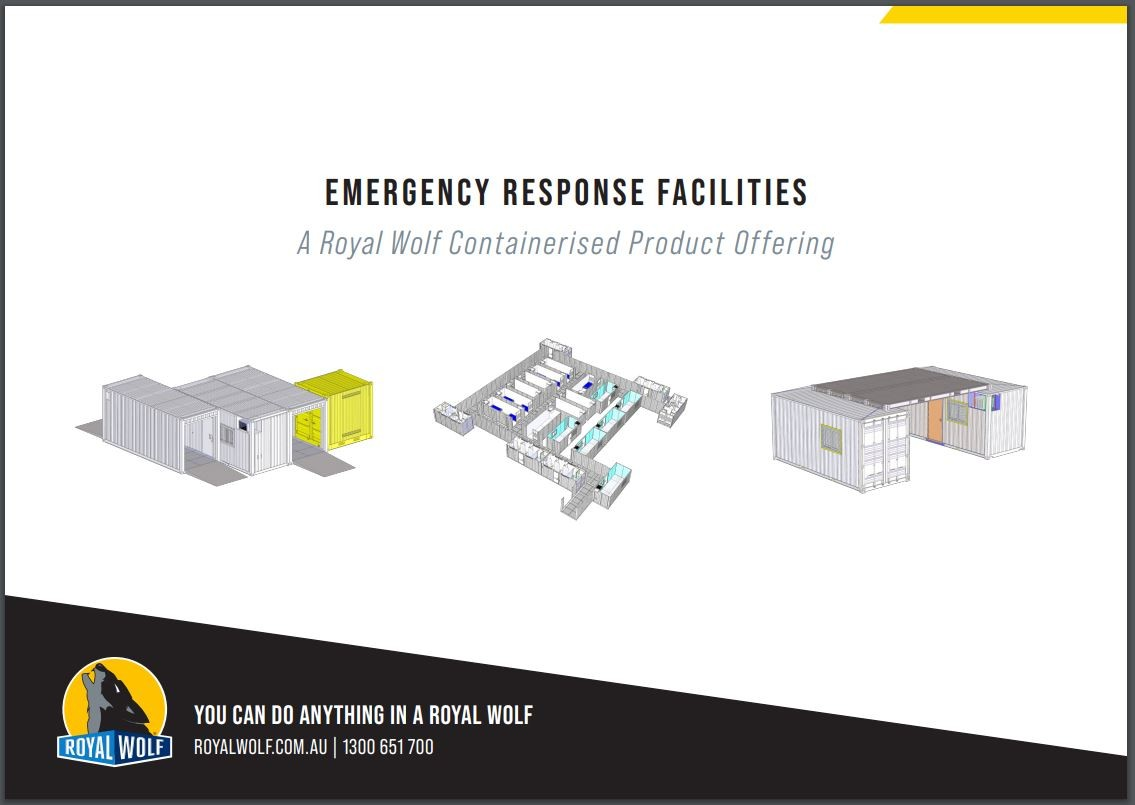 Emergency Response Brochure