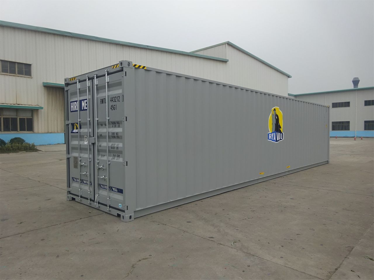 40ft Shipping Container >> 40ft Shipping Container Storage Containers Royal Wolf