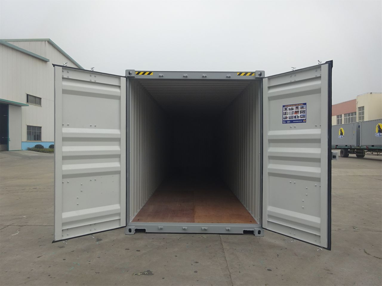 40ft Shipping Container >> 40ft Shipping And Storage Containers