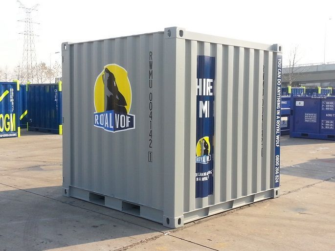 Shipping Container Hire And Sales Shipping Container