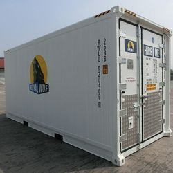 Refrigerated Container for Cold Storage