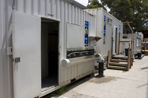 Portable Toilets and Shower Blocks