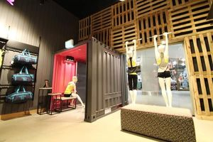 Container Conversions for Retail