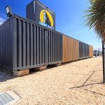Royal Wolf Shipping Container Office