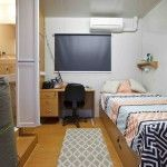3 person shipping container accommodation