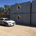 Royal Wolf Shipping Containers Albury