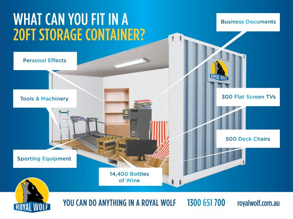 how-much-fits-in-a-20ft-shipping-container-au